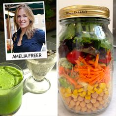My Day On A Plate: Amelia Freer