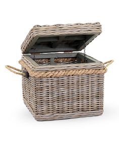 Take a look at this Sabrina Basket End Table today!