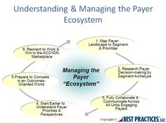 This infographic helps you understand the payer ecosystem and navigate the complexities of the system.