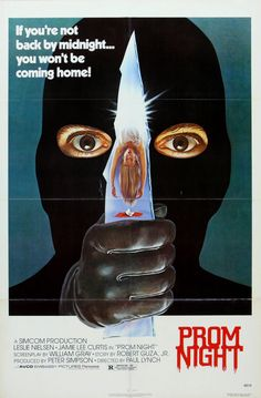 31 Days of '80s Horror - Prom Night