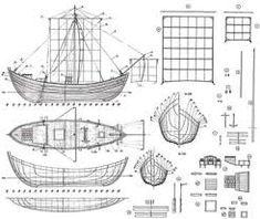 Resultado de imagen para wood ship blueprints