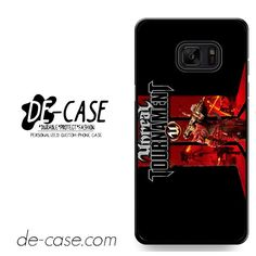 Unreal Tournament Game 3 DEAL-11551 Samsung Phonecase Cover For Samsung Galaxy Note 7