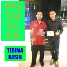 Apple Stem Cell Plus
