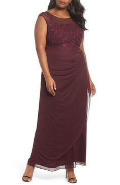2a7ac549a4521 DECODE 1.8 EMBELLISHED RUCHED JERSEY GOWN. #decode1.8 #cloth # Decoding,