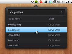 Spotify Quick Search