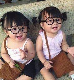 #twins #love #instagram #piecutie__ #tbt #care #babies #bag