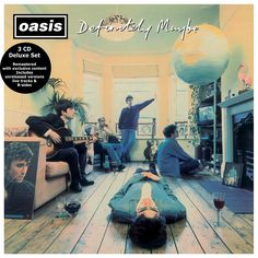 Oasis: Definitely Maybe - an amazing debut. I loved '90s alternative, but this was a great alternative to that. #oasis