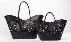 Denisa Adolfová navrhuje kabelky ve stylu art deco – DesignMag. A 17, Art Deco, Tote Bag, Handbags, Lifestyle, Leather, Fashion Design, Accessories, Inspiration