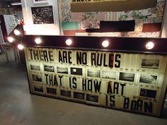 Alabama Chanin Workshop, May 5th, 2012 by ashleyboccuti, via Flickr