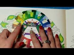 Simple Tips for Using a Color Wheel - YouTube