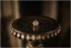 beautiful big yellow diamond ring | Image by Emily Soler Wedding Vendors, Wedding Blog, Wedding Styles, Destination Wedding, Night Bar, San Patrick, French Wedding Style, Yellow Diamond Rings, Big Yellow