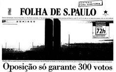 Oposição só contava com 300 votos 3 dias antes do impeachment de Collor