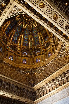 Royal Mausoleum | Rabat, Morocco | King Mohammed V and King Hassan II are buried here.