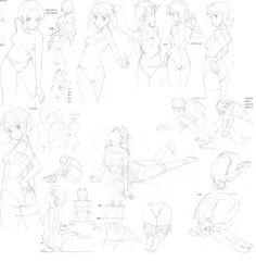 Expressions and movements15 by FVSJ.deviantart.com on @deviantART