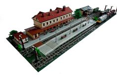Train station overview   Flickr - Photo Sharing!