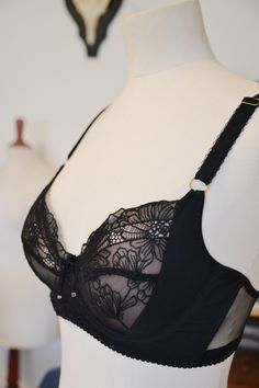 Marlborough bra by Lille Linemor | Project | Sewing / Women's | Intimates | Kollabora