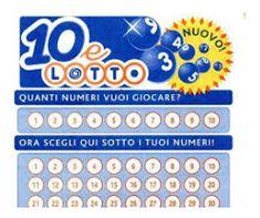 Metodo ambo 10 e Lotto
