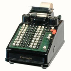 adding machine with