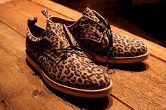Ronnie Fieg x Caminando 'Nolita' Lace-Up Shoes