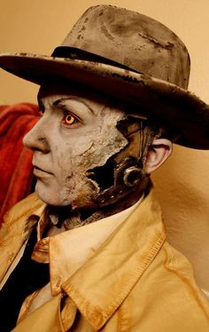 Amazing Nick Valentine Cosplay