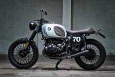 Behave | BMW Boxer Chic | Motorecyclos