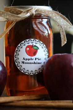 Crock Pot Apple Pie Moonshine Recipe