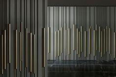 Corridor wall, bed or hotel  dining feature