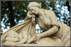 Sometimes, as is the case now, there simply are no words. This poignant sculpture is in a cemetary in St. Petersburg, Russia.