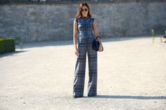 - Gala Gonzalez in Paris - New #streetstyle post on #theStreetMuse blog. Lensed by #MelanieGalea in #Paris.