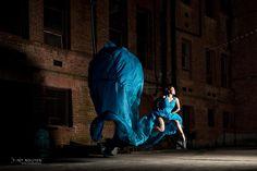 Tony Nguyen Photography,  Parachute Dress, Alice Andrews Designs