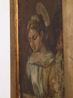 Estáis al tanto de nuestras imágenes de estudio sobre las pinturas descubiertas en la Cámara Secreta  http://interpretando.es/tesoros