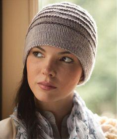 Ravelry: Purl Ridge Hat pattern by Stephen West