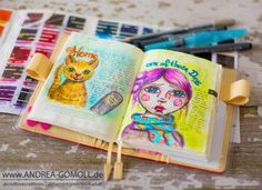 """Posts tagged: """"Andrea Gomoll"""" » Creative Creations by Andrea Gomoll"""