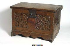 AD 1450-1500 Chest - Victoria & Albert Museum W.34:2-1964