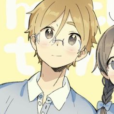 Discovered by Werynn x. Find images and videos about couple, anime and anime couple on We Heart It - the app to get lost in what you love. Anime Toon, Manga Anime, Kawaii Anime, Anime Couples Drawings, Anime Couples Manga, Tamako Love Story, Cute Anime Coupes, Cute Love Pictures, Fanart