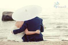 Wedding parasol <3
