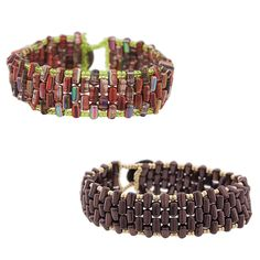 Rullas Rule! Woven Bracelet Project | Auntie's Beads