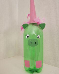 Activities: Plastic Bottle Animals