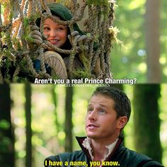 """Snow White and Prince Charming • {1x03}"""" [Photo taken by @onceuponatime_scenes on Instagram, pinned via the InstaPin iOS App]"""