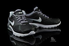 Nike Air Max Faze – Black / Platinum