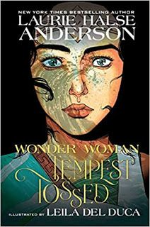 Wonder Woman: Tempest Tossed is a story about growing into your strength, fighting for justice, and finding home. Book Club Books, New Books, The Book, Children's Books, Best Summer Reads, Books For Teens, New York Times, New Friends, Bestselling Author
