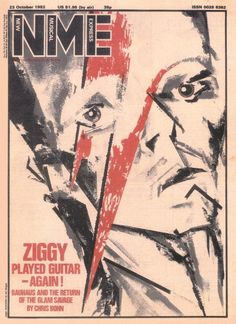 Ziggy Played guitar again-Bowie