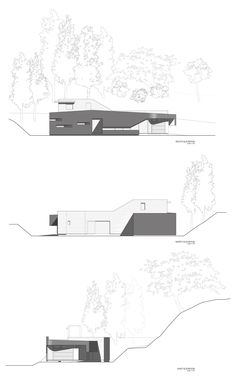 architecture elevations _ E House