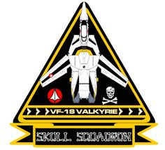 Robotech Skull Squadron by viperaviator.deviantart.com