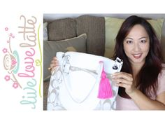 What's in My Purse (Spring 2015) and How I Organize It {how to organize}