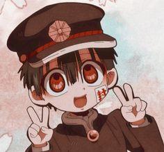 """┏┓ ┃┃╱╲ in this ┃╱╱╲╲ house ╱╱╭╮╲╲ we love ▔▏┗┛▕▔ & protect ╱▔▔▔▔▔▔▔▔▔▔╲ hanako kun ╱╱┏┳┓╭╮┏┳┓ ╲╲ ▔▏┗┻┛┃┃┗┻┛▕▔"" Otaku Anime, Manga Anime, Kawaii Anime, Real Anime, Anime Profile, Cute Anime Guys, Character Drawing, Aesthetic Anime, Cute Art"