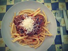 """Pastitsada"" a recipe from the Greek island of Corfu"