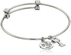 Peanuts Stainless Steel Snoopy Charm Bangle Bracelet 7.25... http://www.amazon.com/dp/B00WFWE03O/ref=cm_sw_r_pi_dp_vPukxb05BKAWX