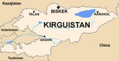 es diu oficialment com a República Kirguisa. És un país situat a Àsia Central. Sense sortida al mar i muntanya, Kirguizistan està vorejat per Kazakhstan al nord, Uzbekistan a l'oest, Tadjikistan al sud-oest i la Xina cap a l'est. La ciutat més gran i la capital és Bishkek