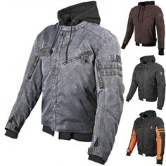 Speed and Strength Street Riding Off The Chain 2.0 Textile Motorcycle Jackets